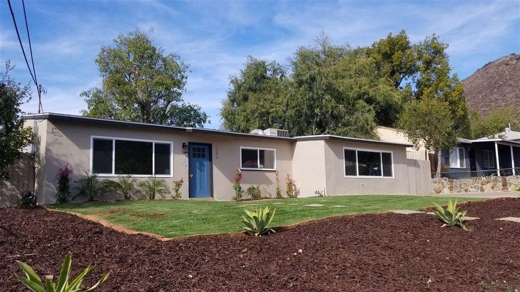 1340 Somermont Dr, El Cajon, CA 92021