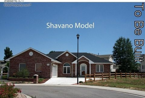 Model homes brighton co