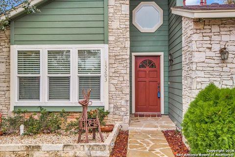 15203 Bent Moss St, San Antonio, TX 78232
