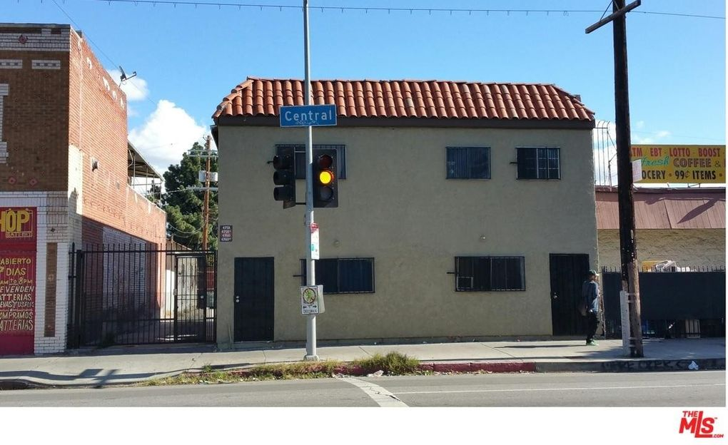 Los Angeles Property Sales Records