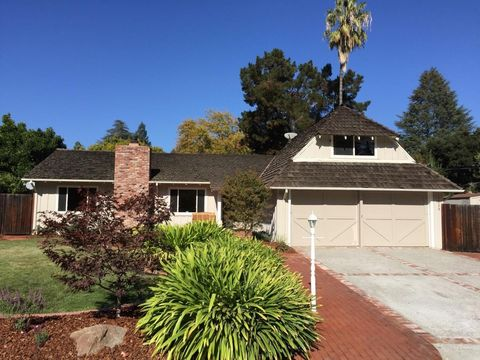 1025 Robinhood Ct Los Altos Ca 94024