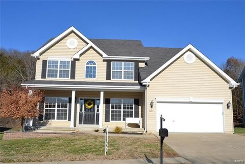Photo of 6817 Eagles View Dr, Pacific, MO 63069