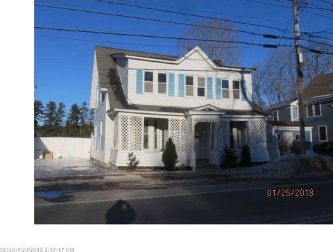 408 Main St Springvale ME 04083 Single Family Home