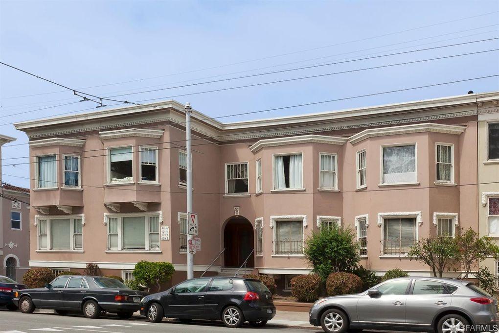 San Francisco County Property Tax Records