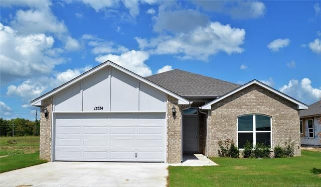 13534 N 130th East Ave, Collinsville, OK 74021