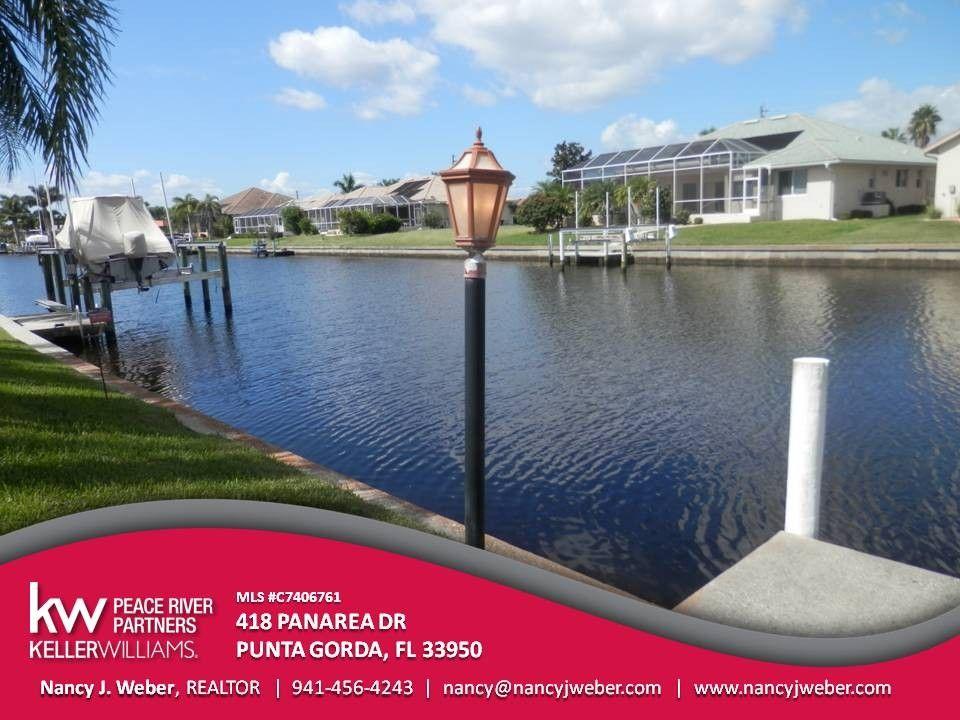 418 Panarea Dr, Punta Gorda, FL 33950