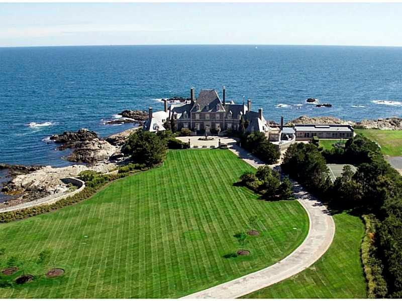 Newport Country Club Rhode Island