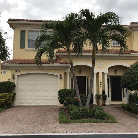 512 Marbella Cir, North Palm Beach, FL 33403