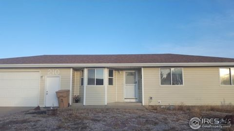 210 Ridge St, Wiggins, CO 80654