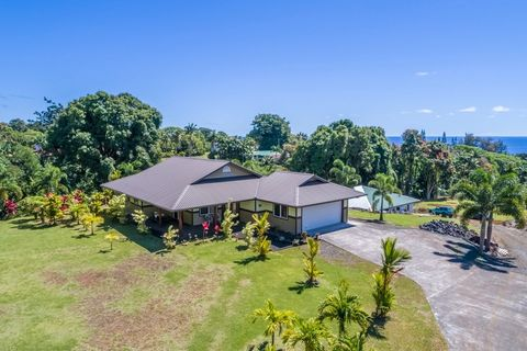 Marvelous Photo Of 27 418 Old Mamalahoa Hwy, Papaikou, HI 96781. House For Sale