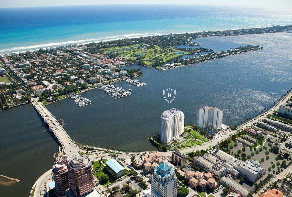 1100 S Flagler Dr Unit 12 B, West Palm Beach, FL 33401
