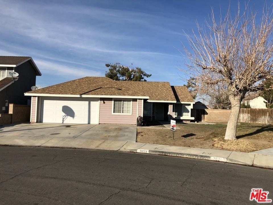 3853 Sunstream Ave Palmdale, CA 93550