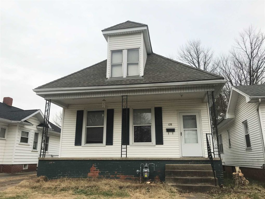 628 S Runnymeade Ave, Evansville, IN 47714