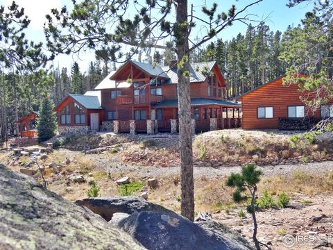 Photo of 961 Pearl Creek Rd, Red Feather Lakes, CO 80545