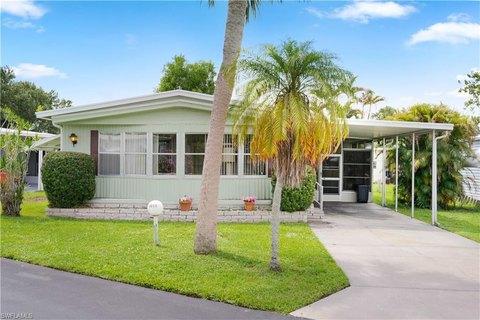 Sunshine Mobile Village Fort Myers Fl Real Estate Homes For