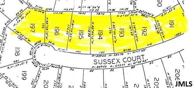 8916 Sussex Ct Lot 194, Onsted, MI 49265