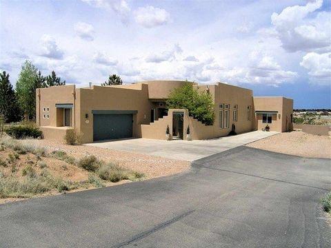 3 B Deans Ct, Santa Fe, NM 87508