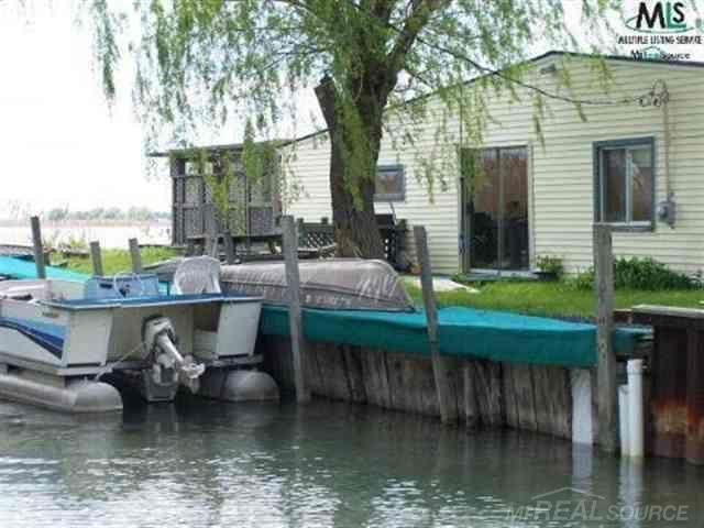 Home For Sale Harsens Island Mi