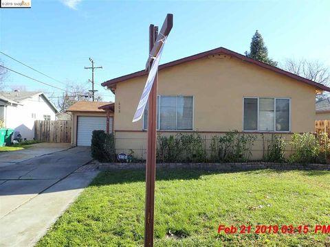 Foreclosure. Photo of 608 E Garner Ln, Stockton, CA 95207