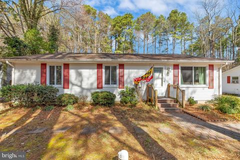 Photo of 12991 Rousby Hall Rd, Lusby, MD 20657
