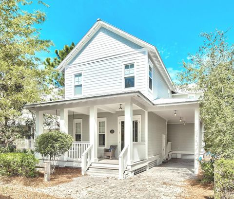 Santa Rosa Beach Fl Homes With Special Features