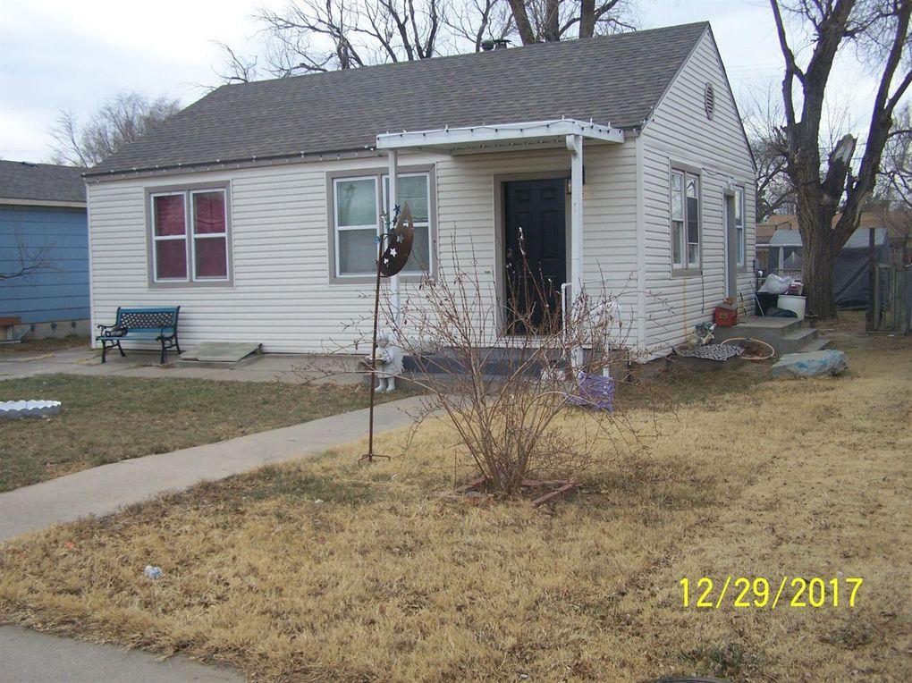 1007 Conkling Ave, Garden City, KS 67846