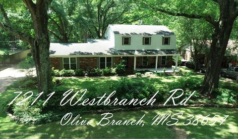 Photo of 7211 Westbranch Rd, Olive Branch, MS 38654