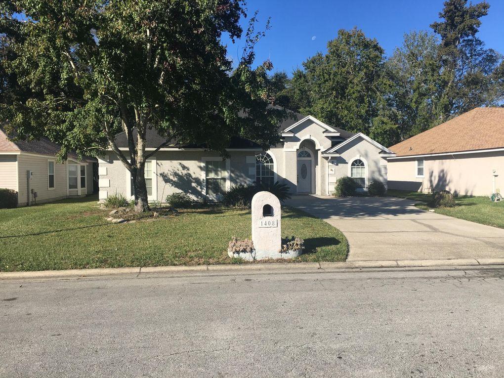 1408 Sapling Dr, Orange Park, FL 32073
