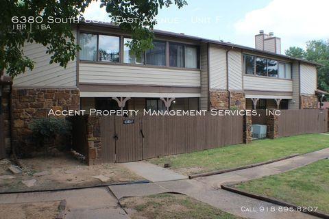 Photo of 6380 S 80th East Ave Apt F, Tulsa, OK 74133
