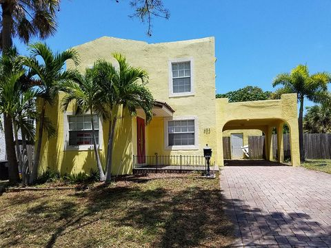 Photo Of 953 39th Ct West Palm Beach Fl 33407 House For