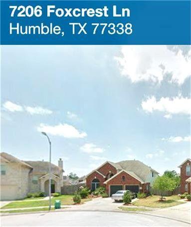 7206 Foxcrest Ln, Humble, TX 77338