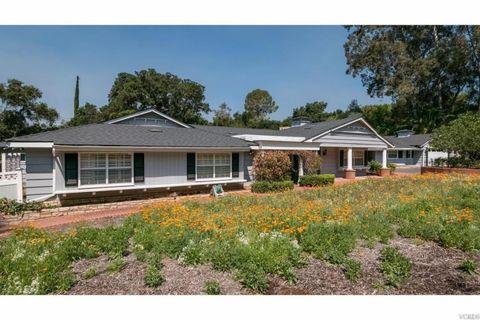 711 Foothill Rd, Ojai, CA 93023