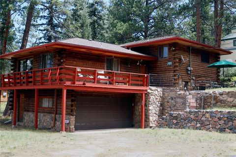 5303 S Pine Rd, Evergreen, CO 80439