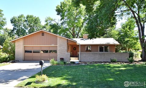 301 Del Clair Rd, Fort Collins, CO 80525
