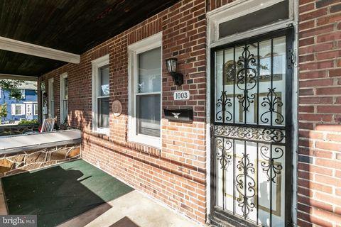 Photo of 1003 Iris Ave, Baltimore, MD 21205