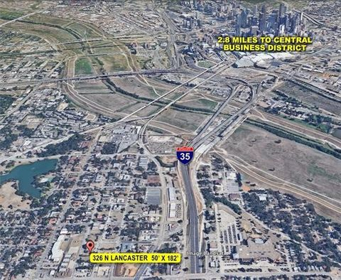 326 N Lancaster Ave, Dallas, TX 75203