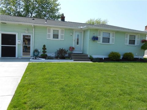 34 Patton Ln, Cheektowaga, NY 14225. House For Sale