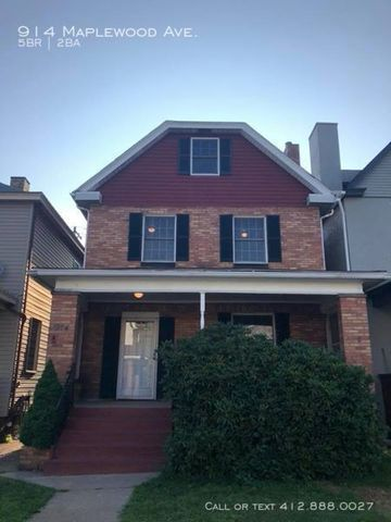 Photo of 914 Maplewood Ave, Ambridge, PA 15003