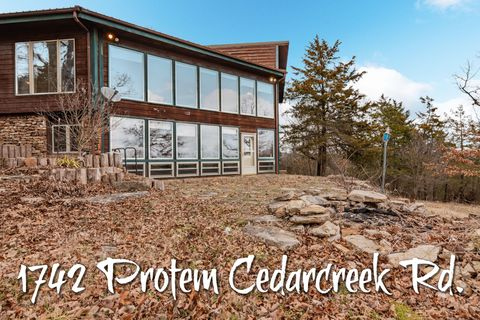 Photo of 1742 Protem Cedar Creek Rd, Cedarcreek, MO 65627