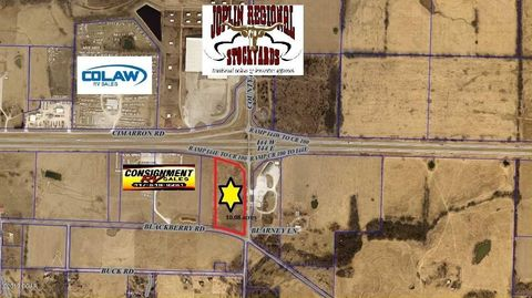 Tract 1 County Road 100, Carthage, MO 64836