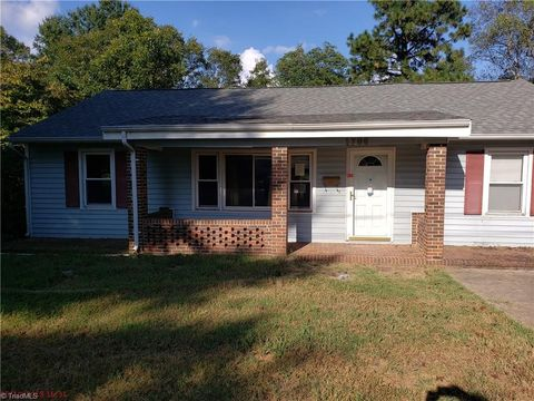 P O Of 1706 Wood Ave Burlington Nc 27215 House For Sale