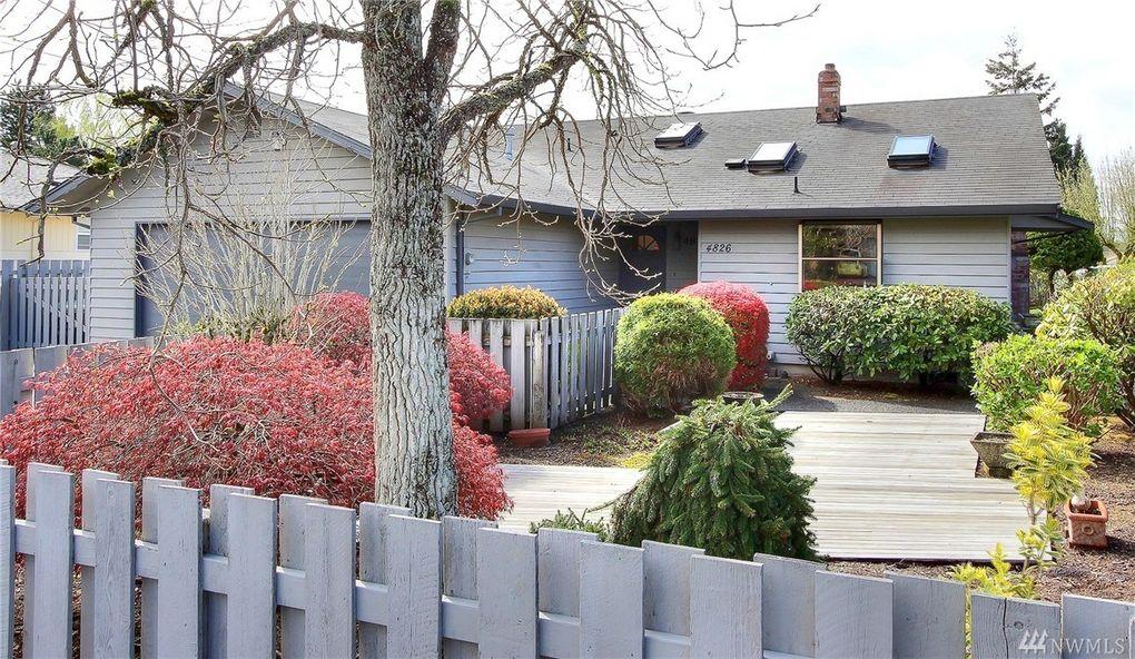 4826 N 16th St, Tacoma, WA 98406