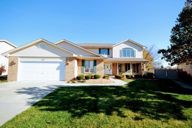 16443 Pepperwood Trl Orland Hills Il 60487