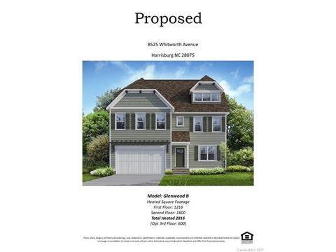 harrisburg nc single family homes for sale. Black Bedroom Furniture Sets. Home Design Ideas