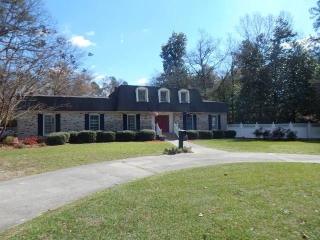 718 Powder House Rd, Aiken, SC 29801