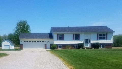 Photo of 416 Nolan Rd, Goodells, MI 48027