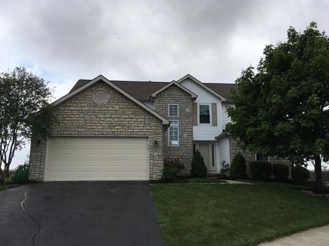 245 Peters Run Ct, Commercial Point, OH 43116
