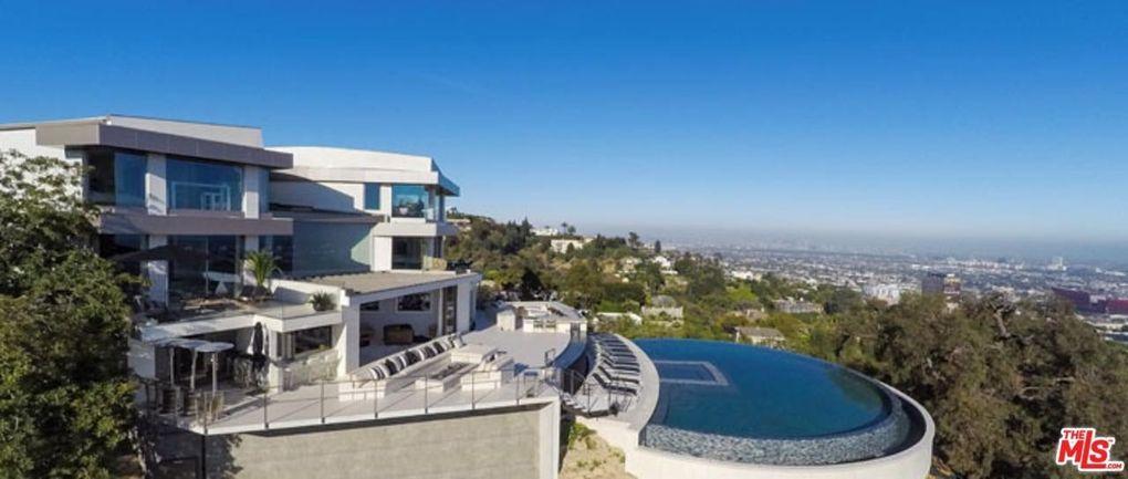 Sierra Mar Dr Los Angeles Ca  Property Tax