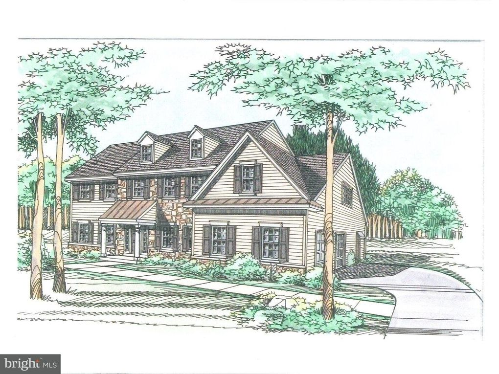 Bishops Ct Lot C, West Chester, PA 19380