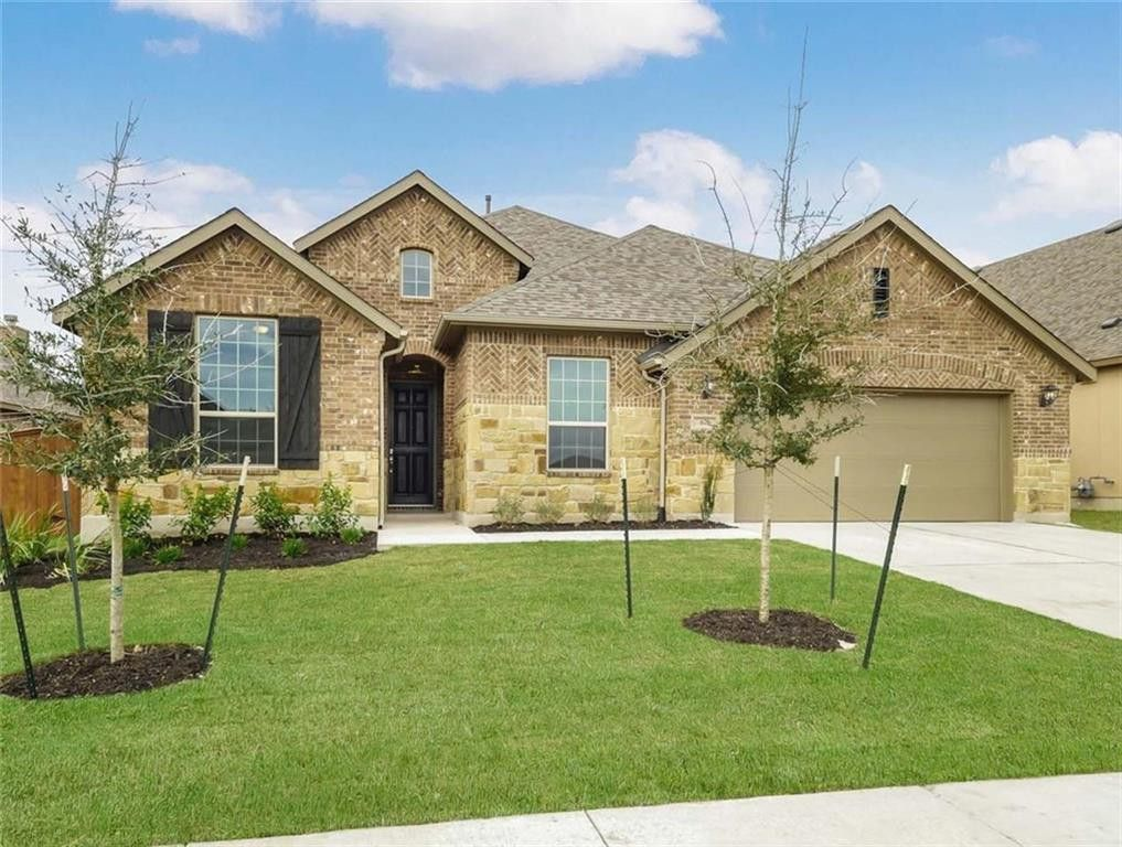 401 Pendent Dr, Liberty Hill, TX 78642